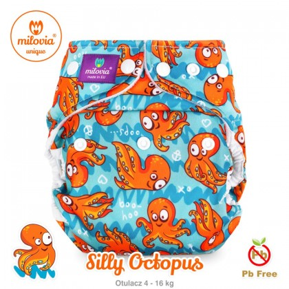 Silly Octopus - Milovia Unique
