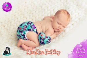 facebook milovia cloth diapers funky monkey mr. & mrs. bulldog shaggy in love gorgeous feathers 26