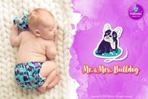facebook milovia cloth diapers funky monkey mr. & mrs. bulldog shaggy in love gorgeous feathers 30